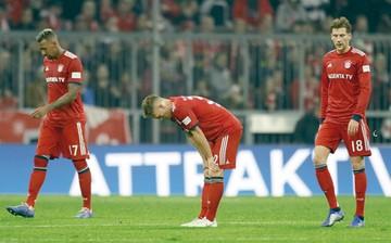 El Bayern Múnich cede puntos y se aleja del liderato