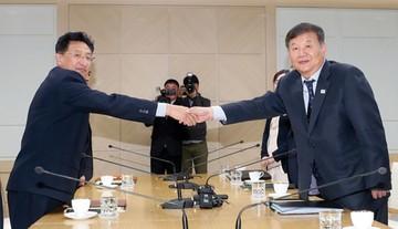Coreas se unen por JJOO