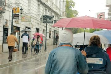 Prevén temperaturas altas y lluvias hasta el martes
