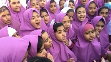 Niñas afganas y el trance de la menstruación