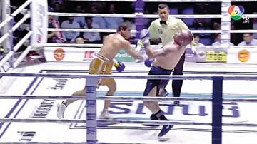 Luchador italiano muere tras sufrir un KO en pleno combate
