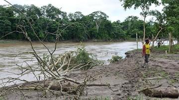 Senamhi mantiene alerta naranja por crecida de ríos
