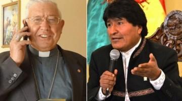 """Evo considera una """"vergüenza"""" que Juárez defienda los """"resultados de la mentira"""""""