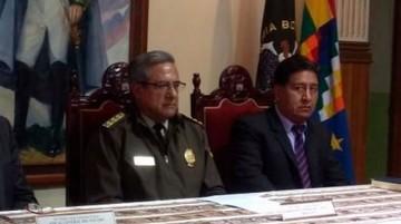 """Comandante de la Policía niega vulnerar alguna norma y reitera apoyo al """"proceso de cambio"""""""