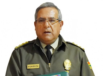 Comandante policial reitera  gratitud a proceso de cambio