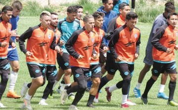 San José vuelve a entrenar