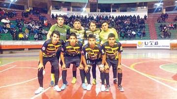 Vuelve la Liga de Futsal