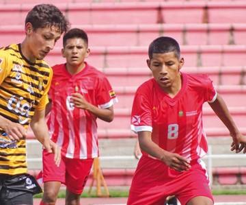 Sub 16: Chuquisaca será local en la Liga de Fútbol