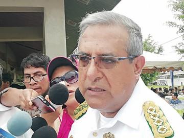 Piden la renuncia del Comandante de la Policía
