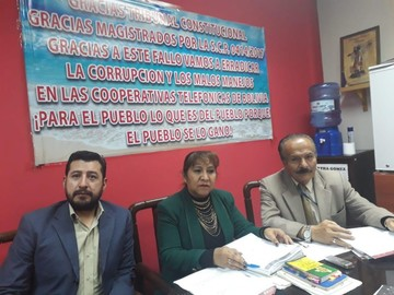 Mina y Tolava renunciaron al Consejo de Administración de COTES
