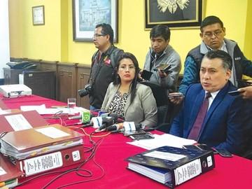 Activarán procesos contra  jueces del caso Alexander