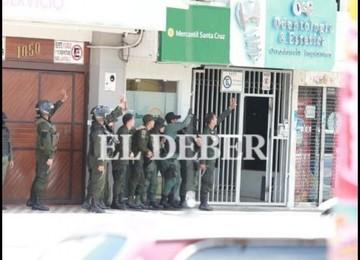 Detienen a traficantes de armas y un policía termina herido