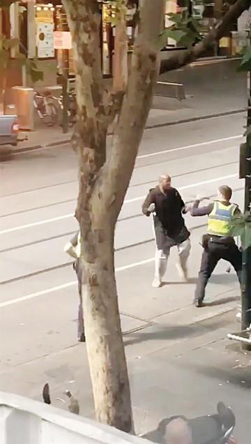 Mortal ataque terrorista en Australia