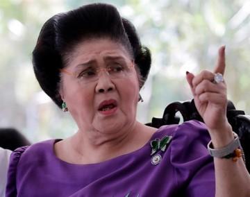 Viuda de ex dictador filipino condenada por corrupción