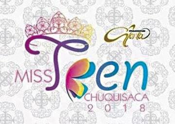 """Convocan al certamen """"Miss Teen Chuquisaca"""""""