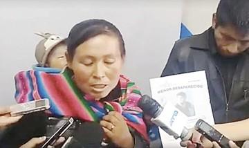 Padres denuncian el sacrificio de su hijo en mina de La Paz