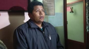 Rechazan nuevo pedido de libertad de Franclin Gutiérrez