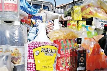 Buscan evitar el ingreso  de alimentos sin registro