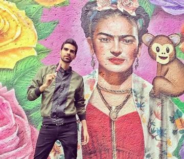 El modelo sucrense Vojko Cruz participará en festival mexicano