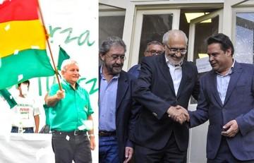 Dos alianzas de la oposición se registran en el TSE para las elecciones primarias