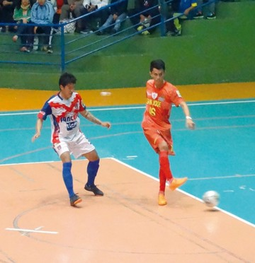 """La """"U"""" todavía no salvó su plaza en la Liga de Futsal"""