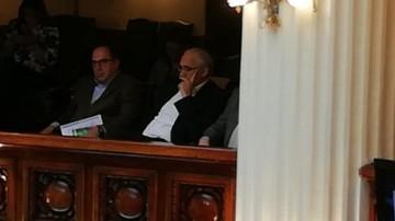 Mesa asiste a la sesión de la Asamblea por el caso Lava Jato