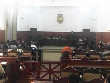 Suspenden audiencia cautelar en caso Orbisat
