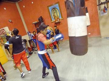 Sucre acoge a la élite del boxeo