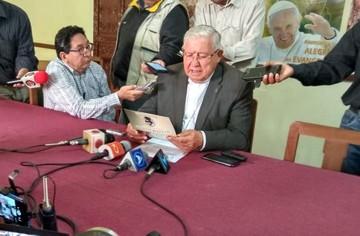Monseñor Juárez pide a la población pronunciarse para evitar salida de Juandedianos