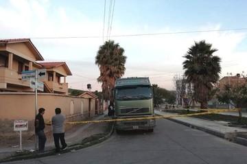 Camión de alto tonelaje atropella al hijo del ministro Carlos Romero