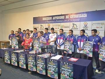 Camino a la Liga de Futsal