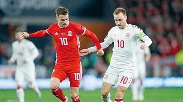 Dinamarca asegura su lugar en la Liga de Naciones