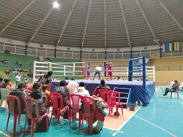 Recta final en el boxeo