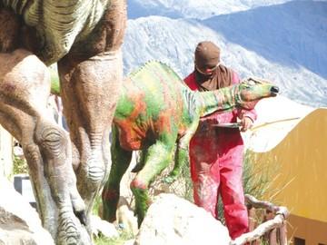 Cretácico: Dinosaurios ya lucen como nuevos