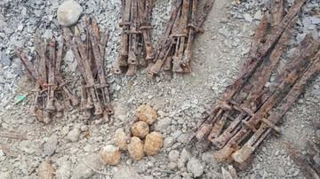 Hallan armamento bélico que data de la Guerra del Chaco
