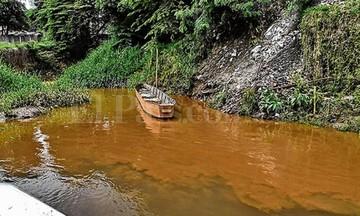 La pesadilla minera que  mata a ríos colombianos