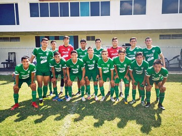 Selección boliviana sub 20 cierra gira internacional