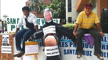 No hay solución a demandas de los municipios