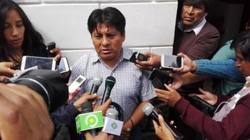 Concejal denuncia al Alcalde de Sucre por incumplimiento de deberes