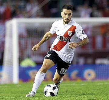 Ignacio Scocco  se pierde la final  por una lesión