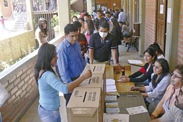 Dos municipios votan por carta orgánica