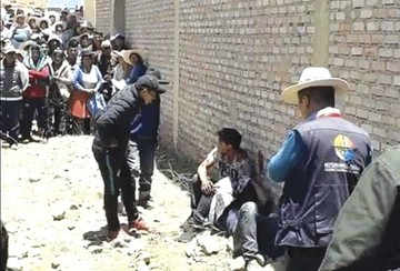 Investigan linchamiento de dos personas en Uncía