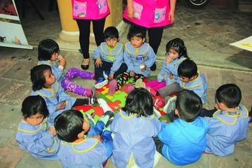 Centro que atiende a más de 140 niños cierra gestión