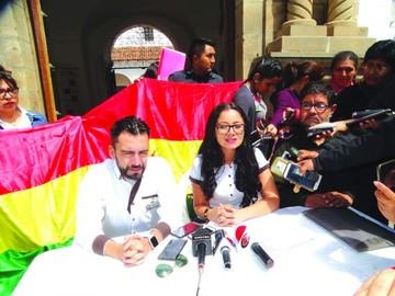 Activista rechaza oferta para ser vicepresidenciable