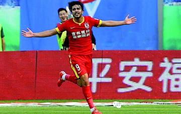 Marcelo Martins  se desvincula  del Wuhan Zall
