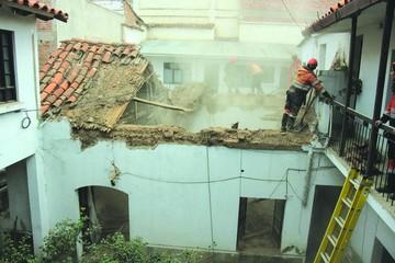 Aumentan reportes de daños por granizo