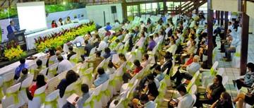 Agroambiental realiza seminario en Warnes