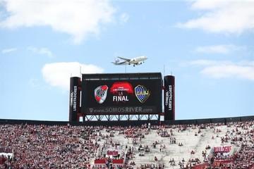 Conmebol posterga otra hora la final de la Libertadores