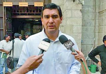 Arce pide a Magistratura acciones contra vocales