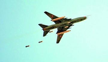 Rusia bombardea zona desmilitarizada
